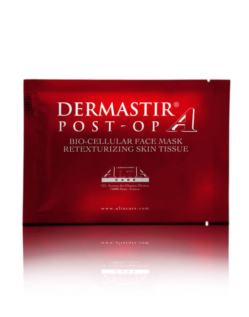 Dermastir Post Op Bio Cellular Retexturizing Mask Face